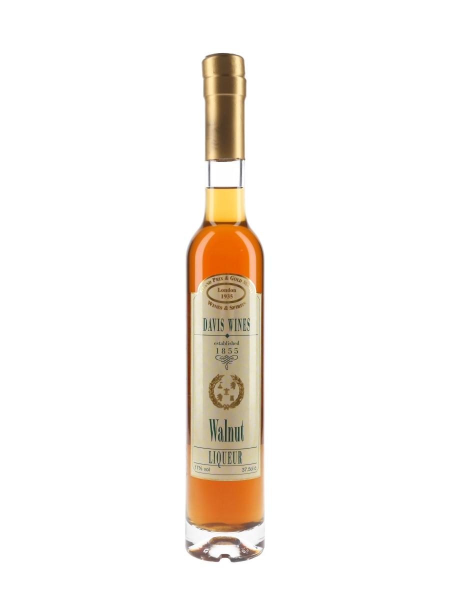 Davis Wines Walnut Liqueur Lurgashall Winery 37.5cl / 17%
