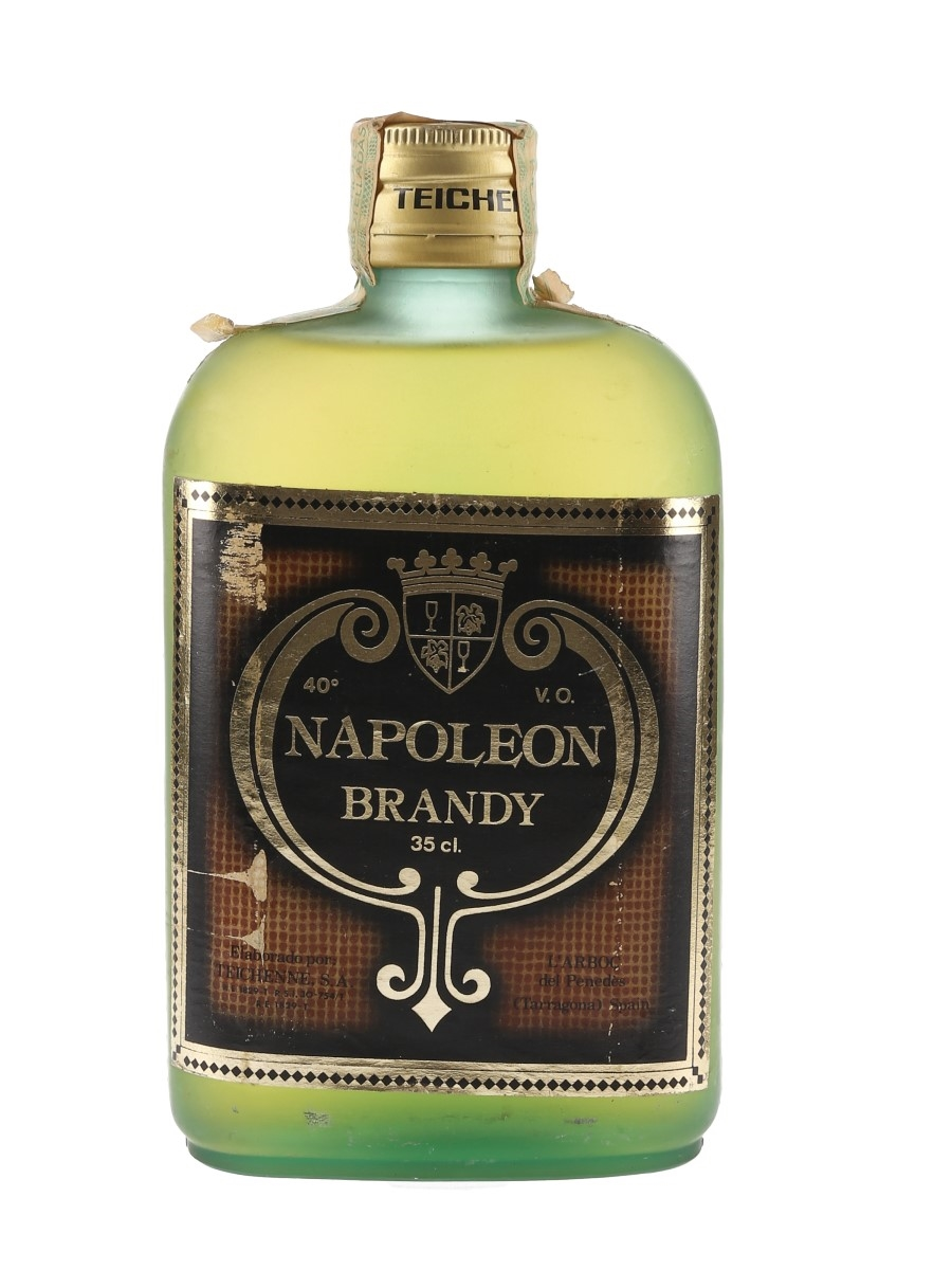 Napoleon Brandy Bottled 1980s 35cl / 40%