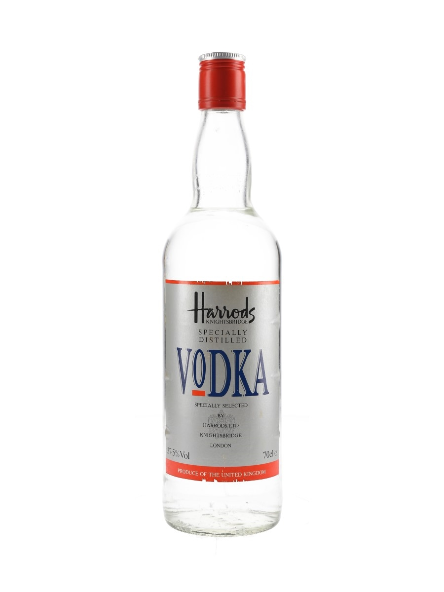 Harrods Vodka  70cl / 37.5%