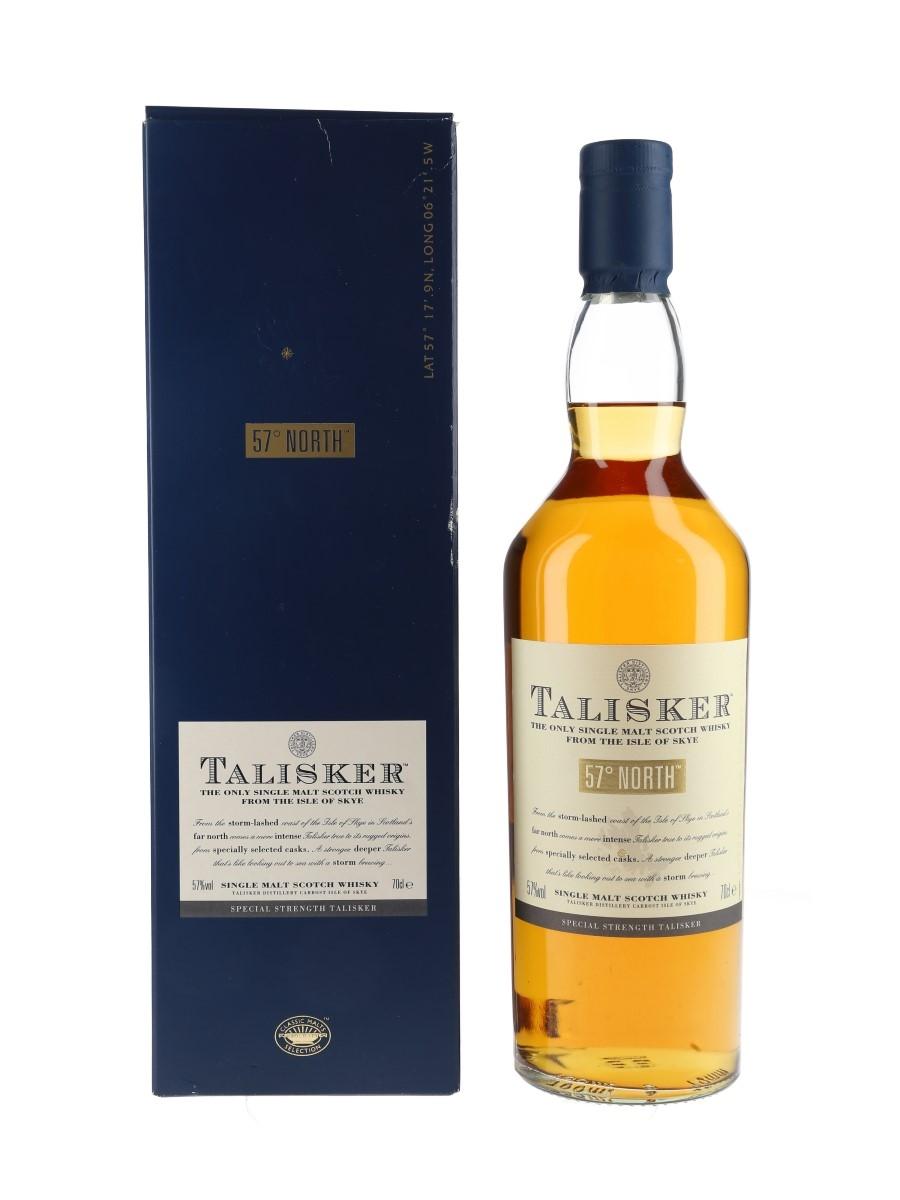 Talisker 57 North Old Presentation 70cl / 57%