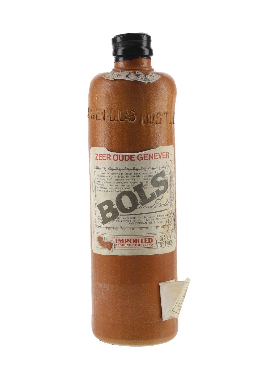 Bols Zeer Oude Genever  70cl / 37.5%