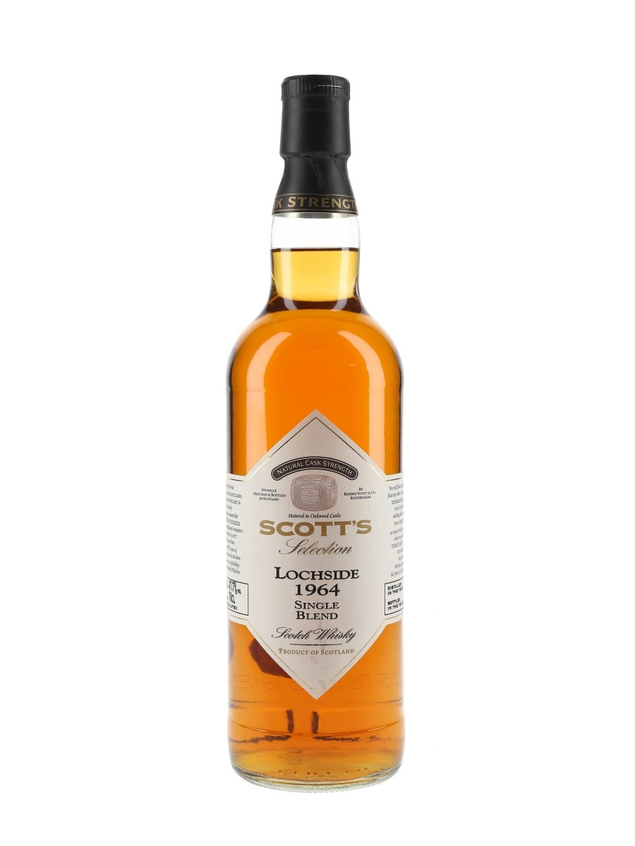 Lochside 1964 Single Blend Bottled 2006 - Scott's Selection 70cl / 47.7%