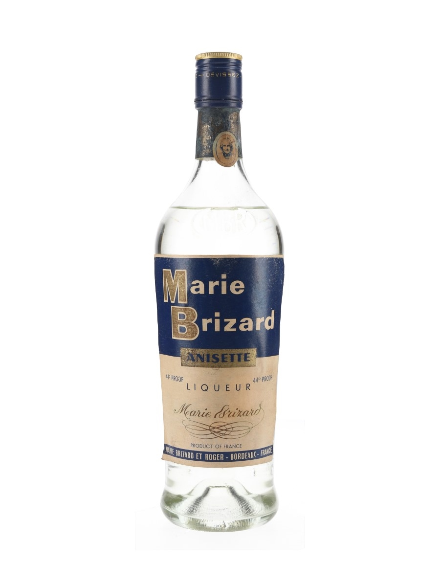 Marie Brizard Anisette Bottled 1960s-1970s 75cl / 25%