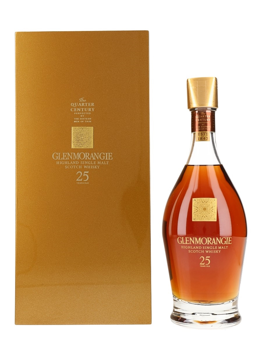 Glenmorangie 25 Year Old The Quarter Century 70cl / 43%