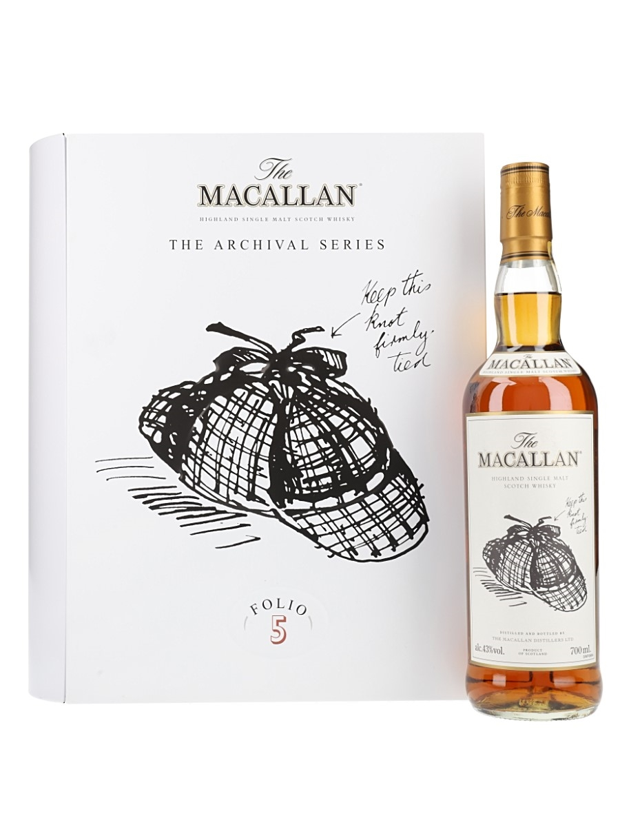 Macallan Folio 5 The Archival Series 70cl / 43%