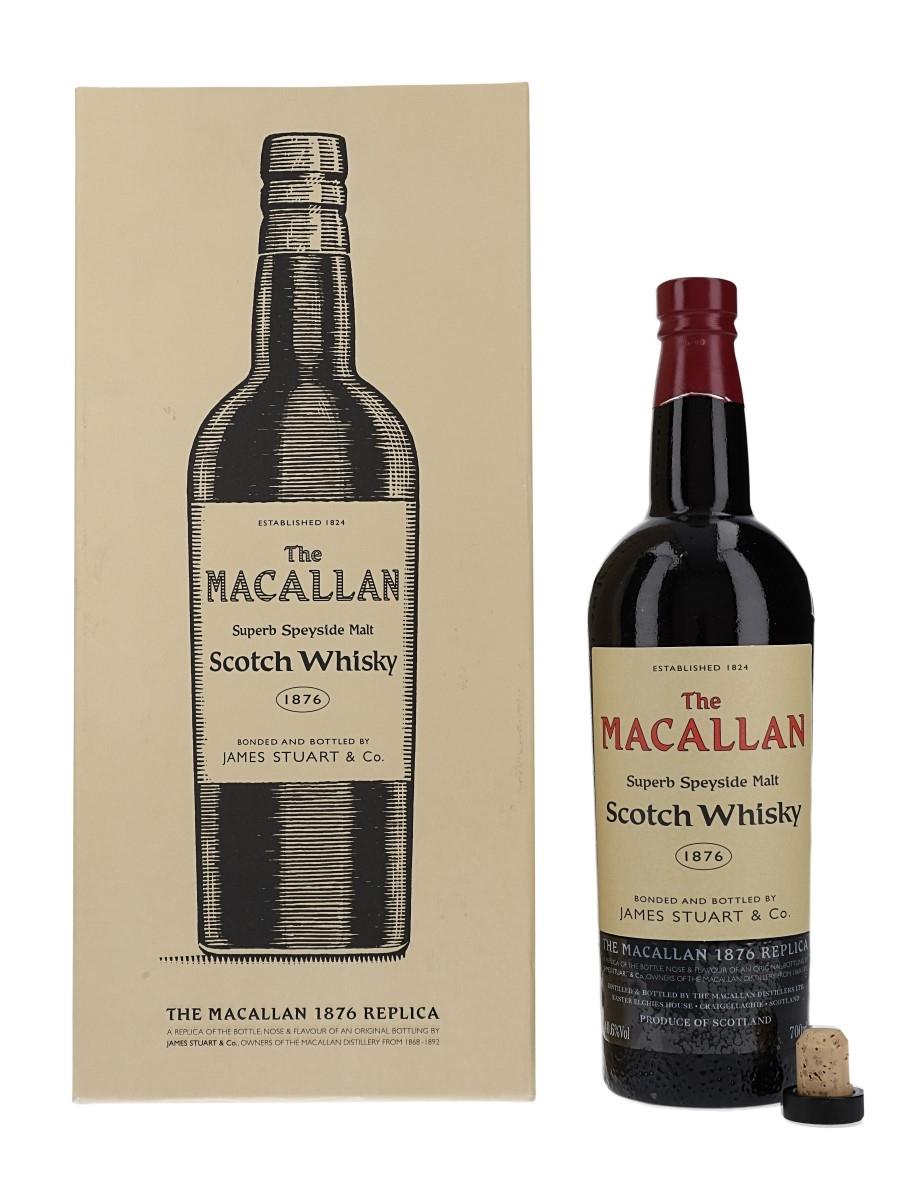 Macallan 1876 Replica  70cl / 40.6%