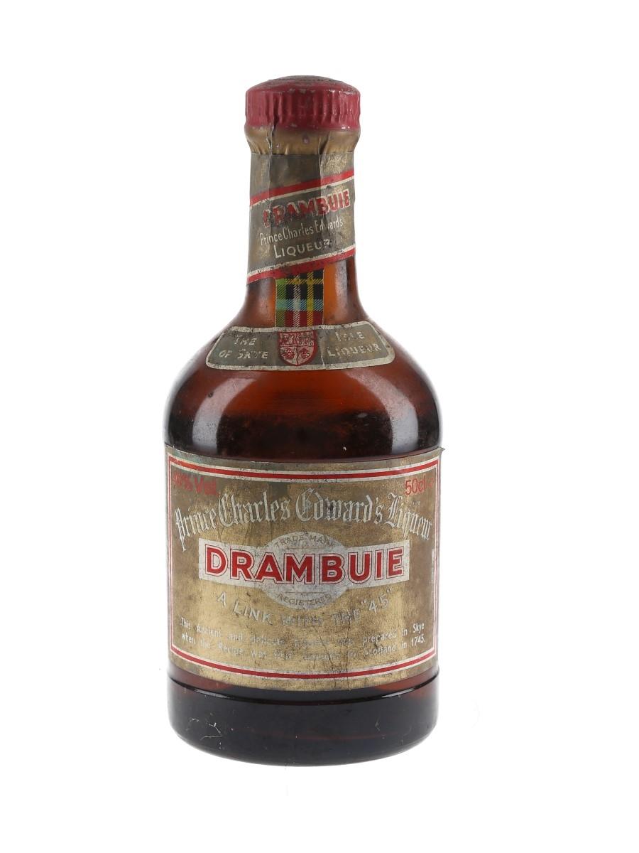 Drambuie Bottled 1980s 50cl