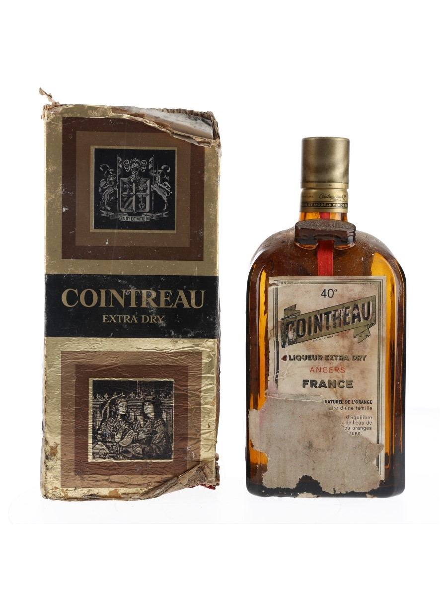 Cointreau Bottled 1970s-1980s 100cl / 40%
