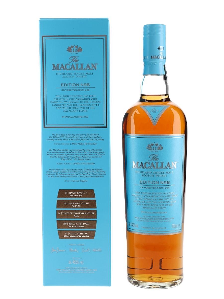 Macallan Edition No.6  70cl / 48.5%