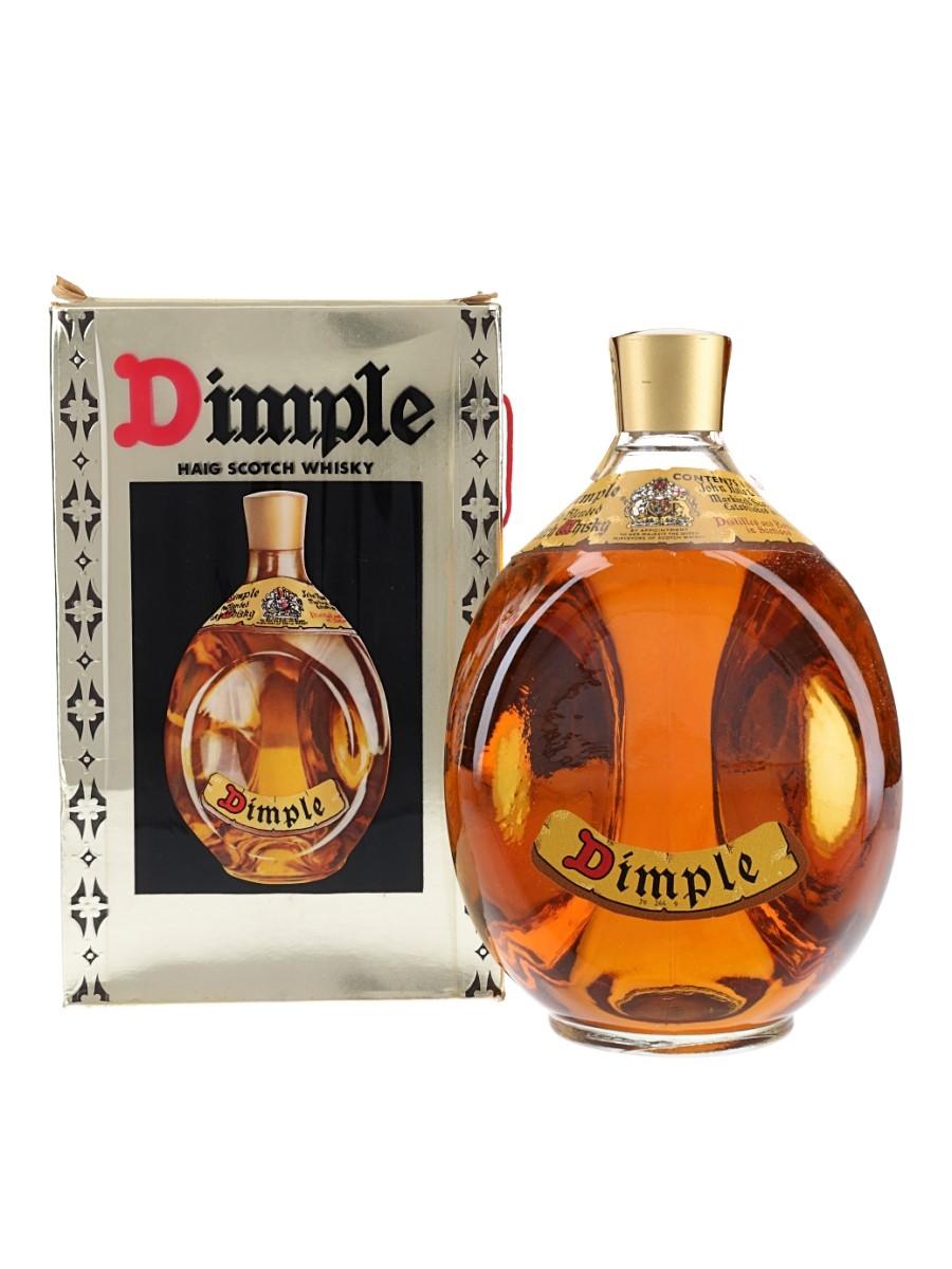 Haig's Dimple Bottled 1980s 70cl