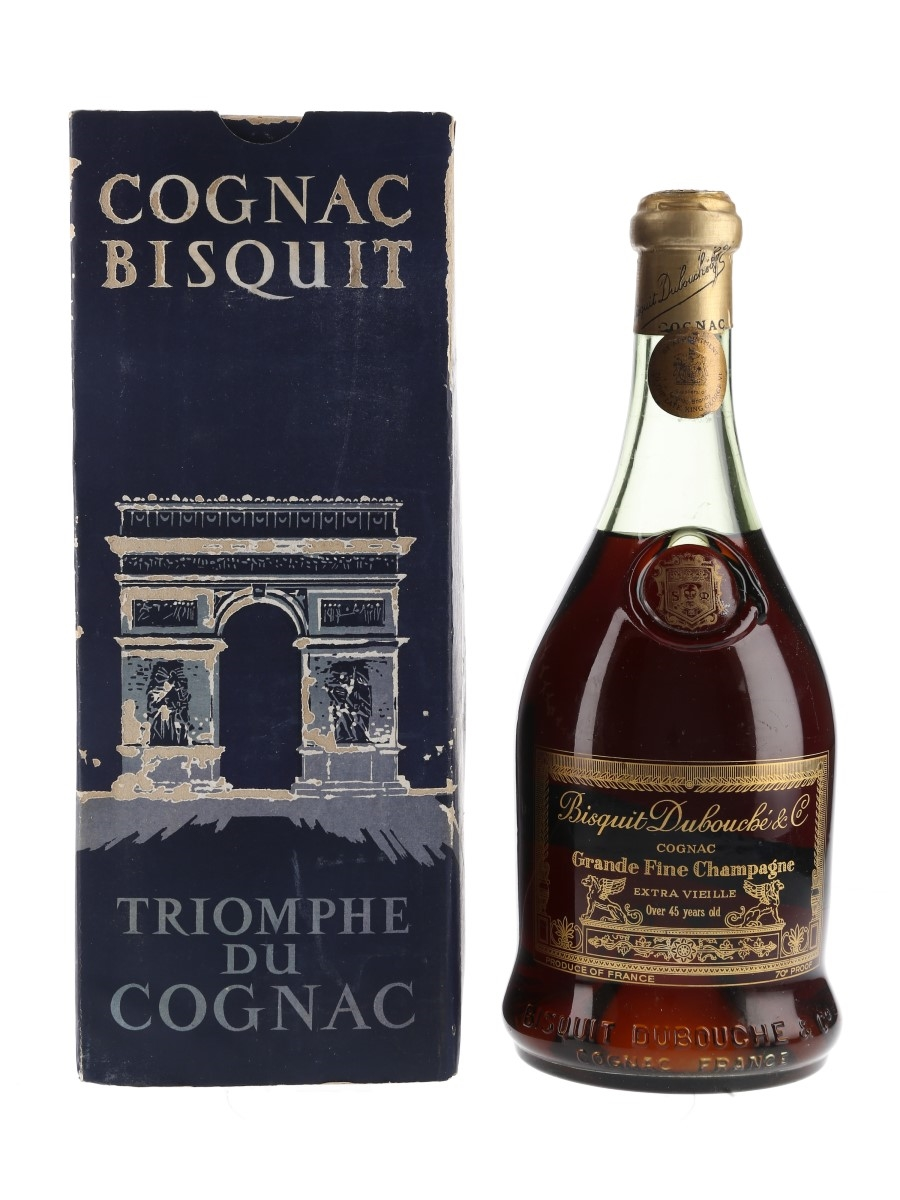 Bisquit Dubouche 45 Year Old Extra Vieille Bottled 1950s 70cl / 40%