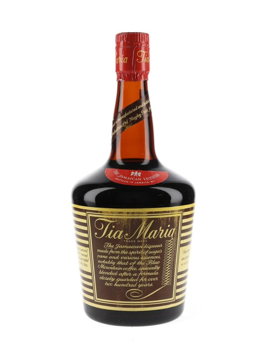 Tia Maria Bottled 1970s 70cl / 31.4%