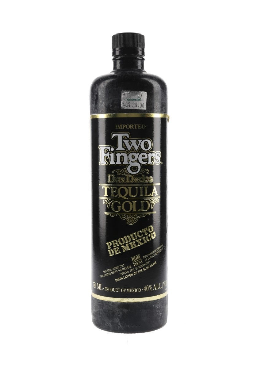 Two Fingers Tequila Gold  75cl / 40%