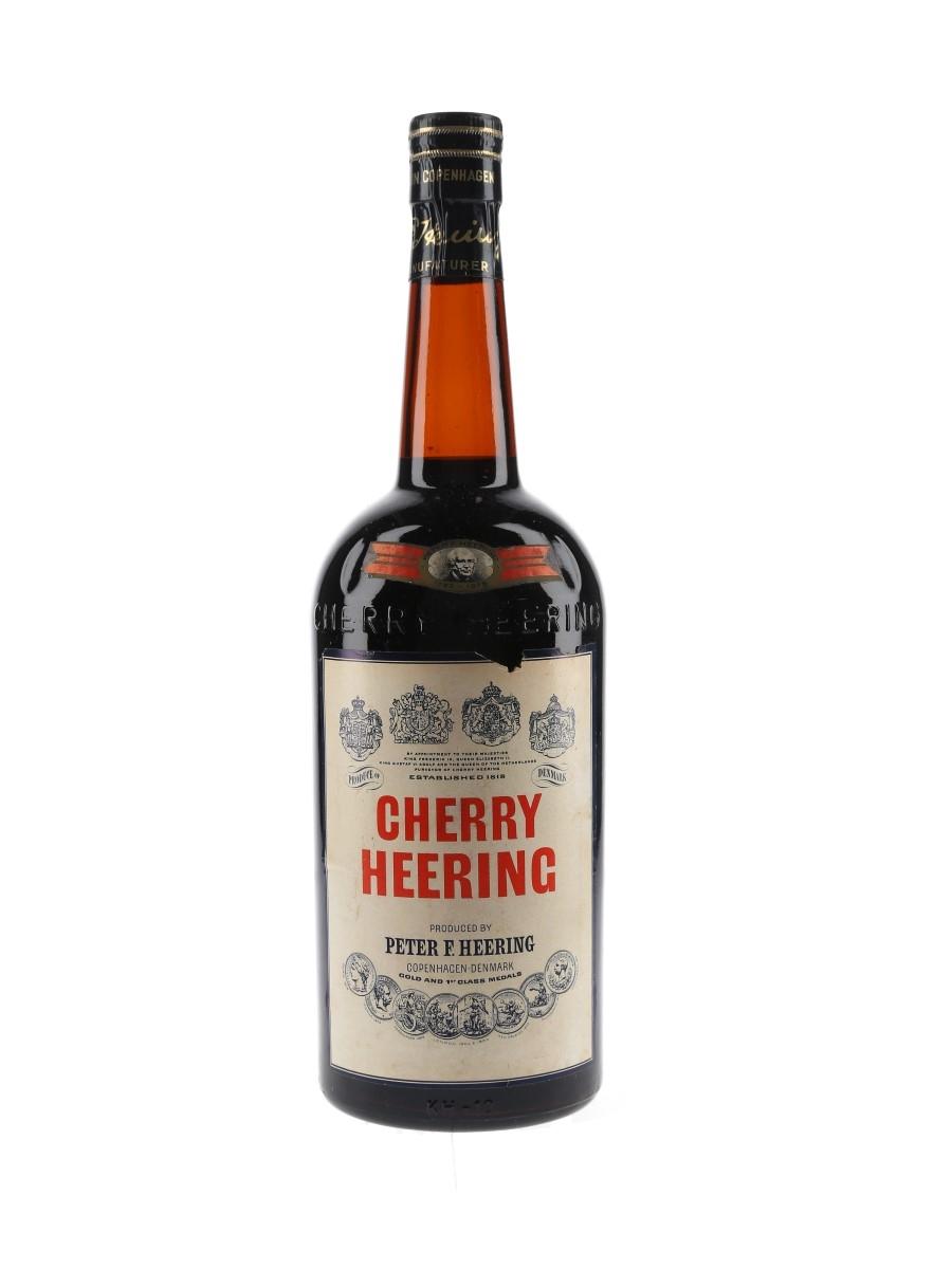 Cherry Heering Bottled 1970s 70cl