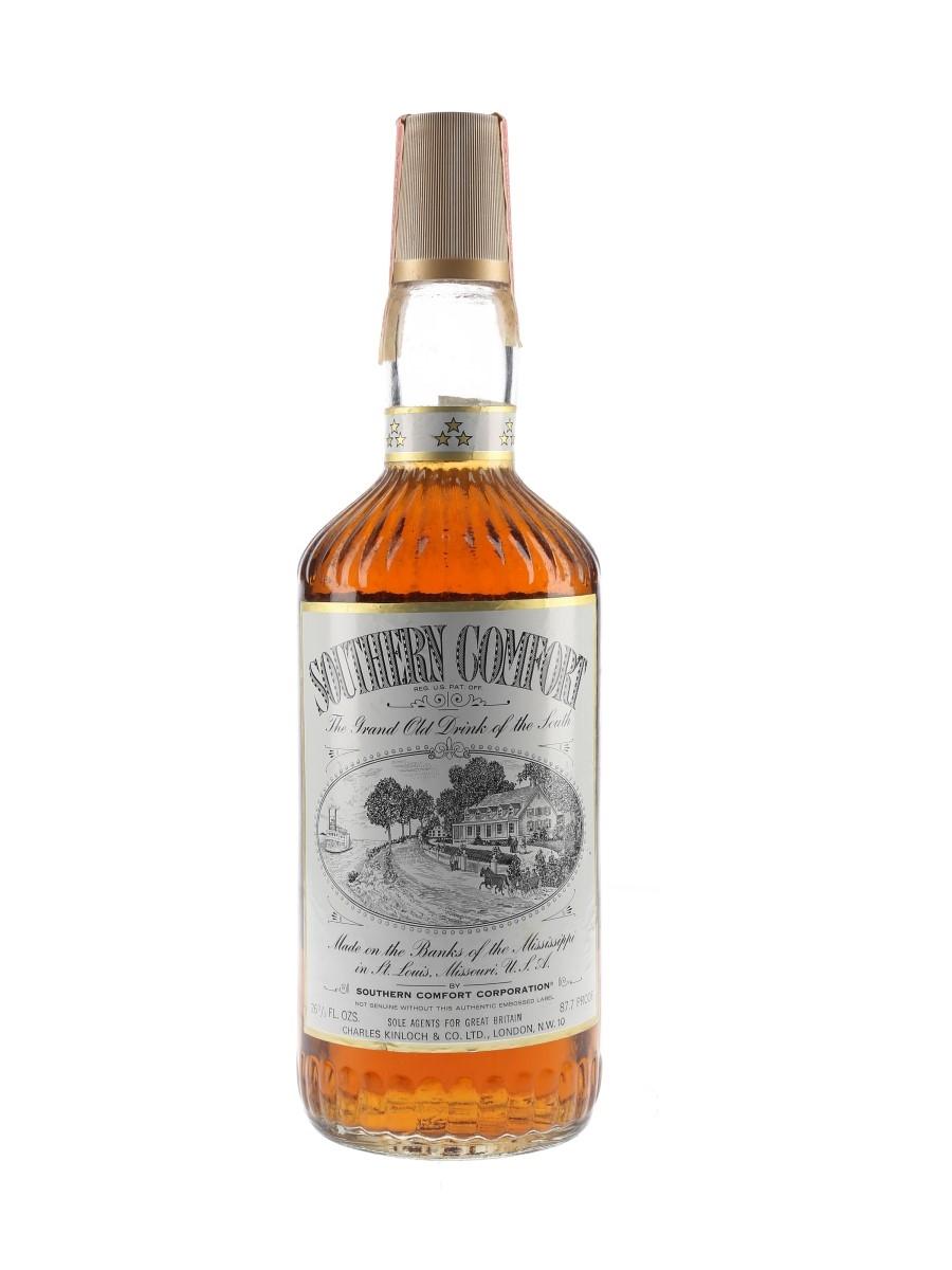 Southern Comfort Bottled 1970s 75.7cl / 43.85%
