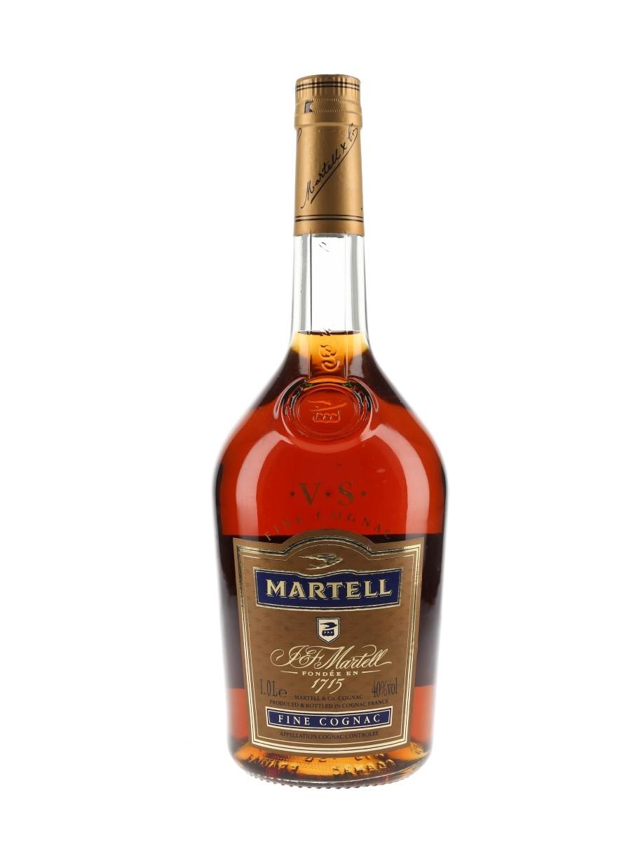 Martell 3 Star VS Bottled 1990s 100cl / 40%