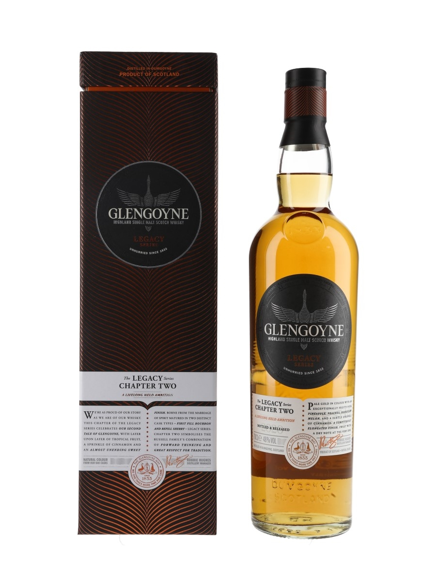 Glengoyne The Legacy Series Chapter Two Bottled 2020 70cl / 48%