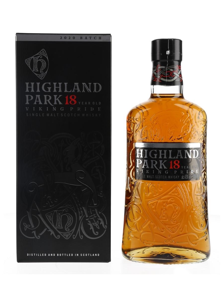 Highland Park 18 Year Old Viking Pride 2020 Batch 70cl / 43%