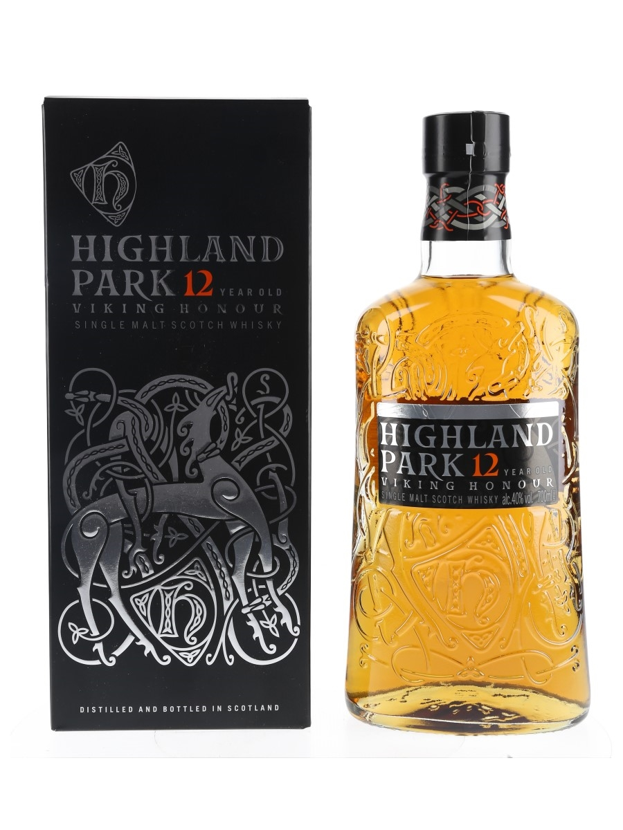Highland Park 12 Year Old Viking Honour  70cl / 40%