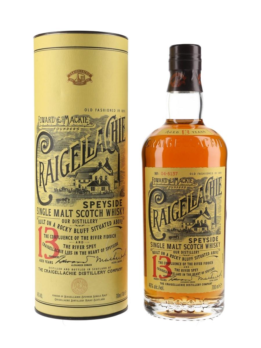 Craigellachie 13 Year Old  70cl / 46%