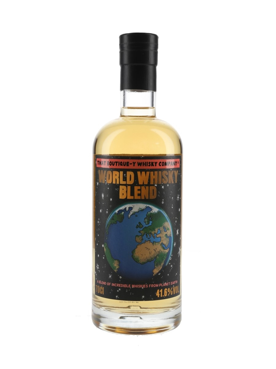 That Boutique-y Whisky Company World Whisky Blend  70cl / 41.6%