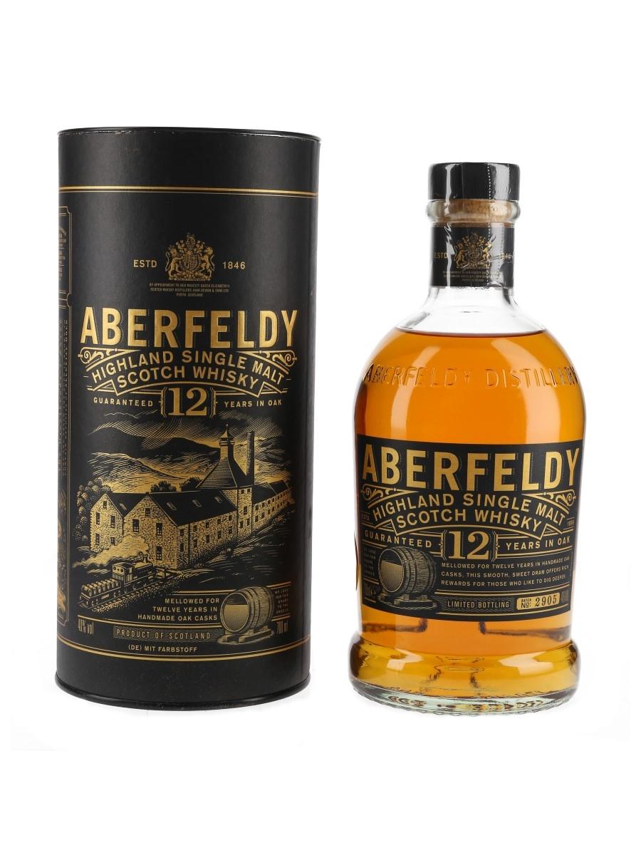 Aberfeldy 12 Year Old  70cl / 40%