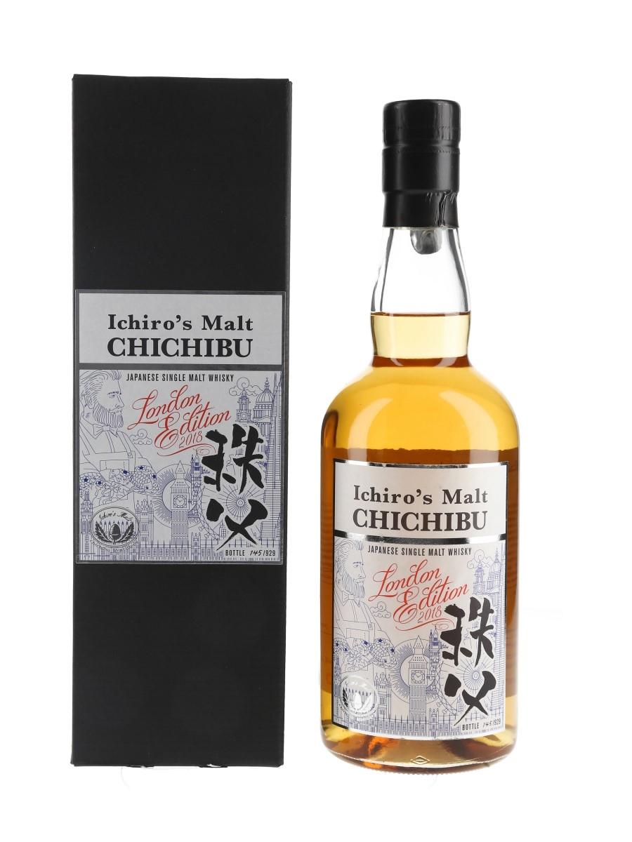 Chichibu London Edition 2018 Speciality Drinks 70cl / 56.5%