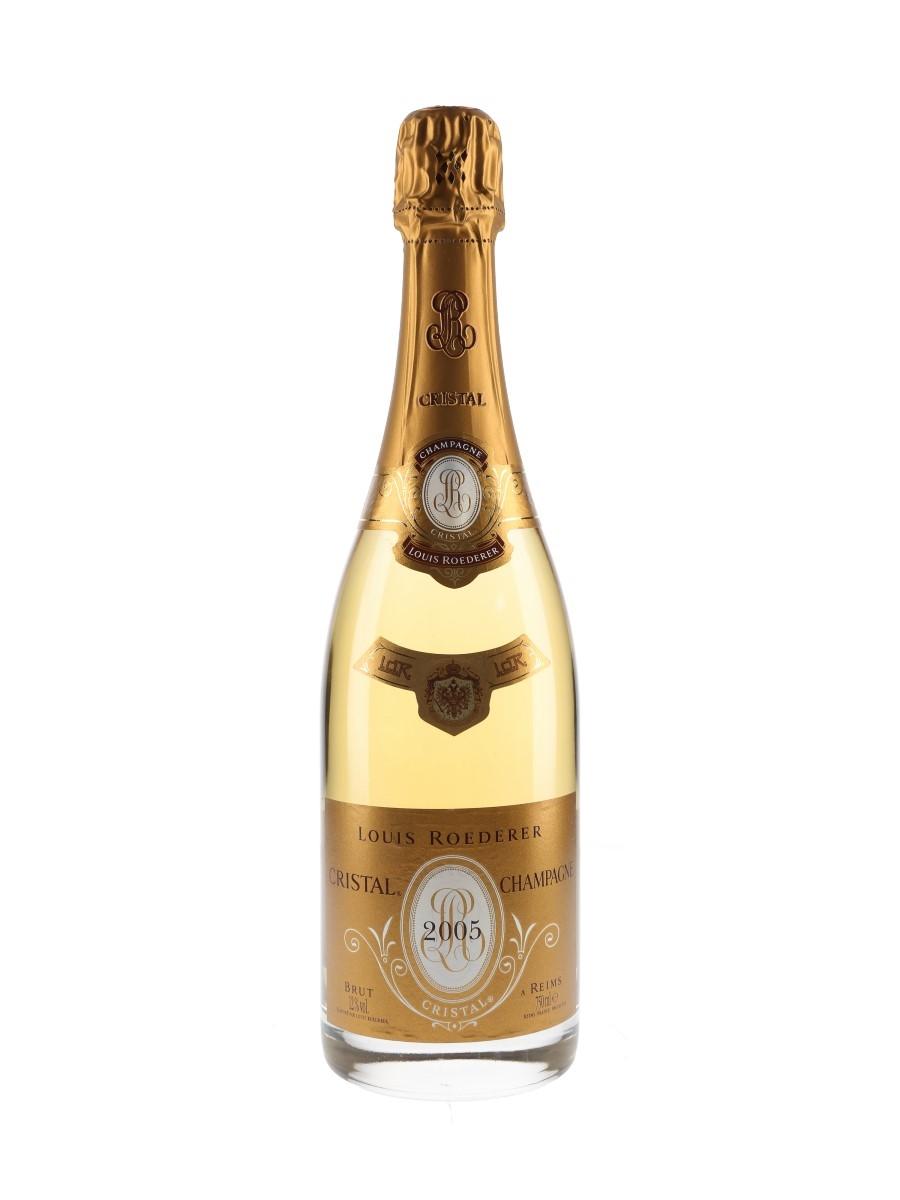 Louis Roederer Cristal 2005  75cl / 12%