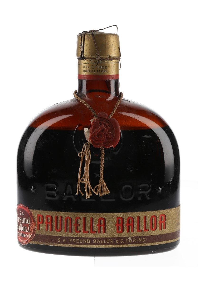 Prunella Ballor Bottled 1950s 75cl / 35%