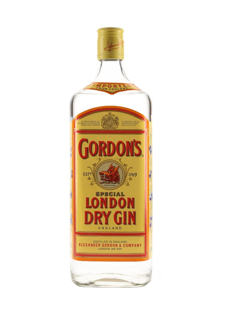 Gordon's Dry Gin  100cl / 47.3%