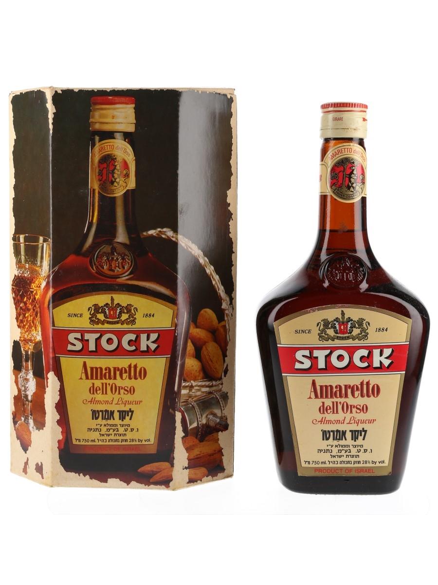 Stock Amaretto Dell'Orso  75cl / 28%