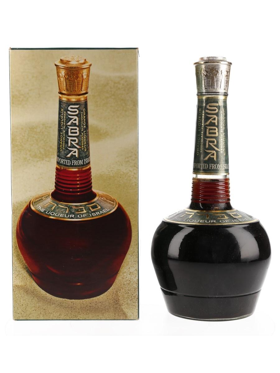 Sabra Chocolate Orange Liqueur Bottled 1990s 70cl / 30%
