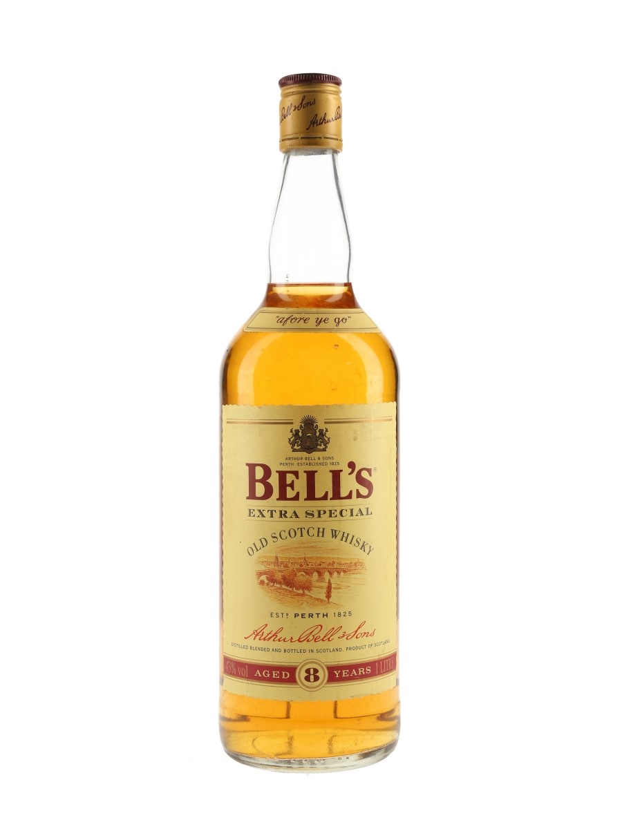 Bell's 8 Year Old Bottled 1990s 100cl / 40%