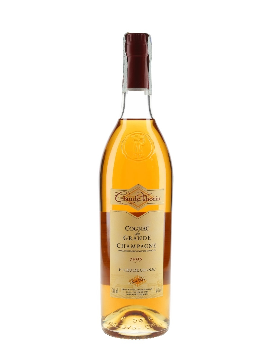 Claude Thorin 1995 Grande Champagne Cognac  70cl / 40%