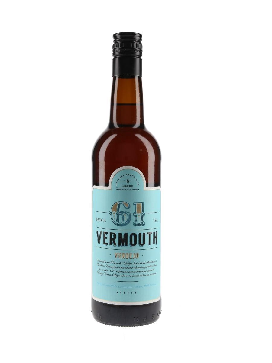 61 Vermouth Verdejo  75cl / 15%