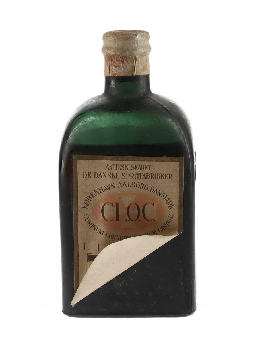 Cloc Liqueur Bottled 1950s 35cl / 38.5%