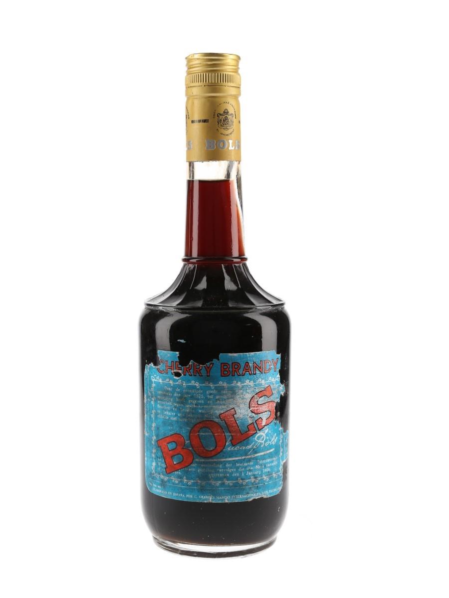 Bols Cherry Brandy Bottled 1970s - Spain 75cl / 24%