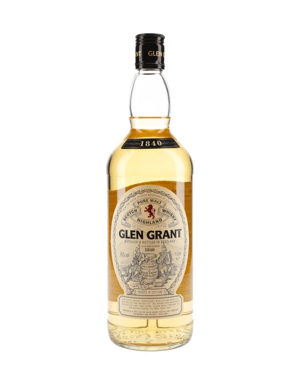 Glen Grant Bottled 1990s 100cl / 40%