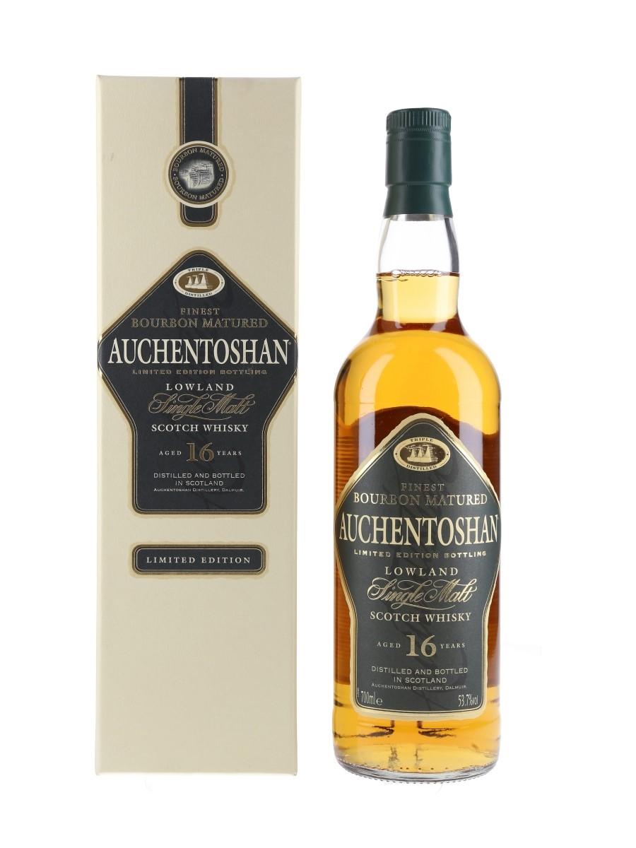 Auchentoshan 16 Year Old Bourbon Cask 70cl / 53.7%