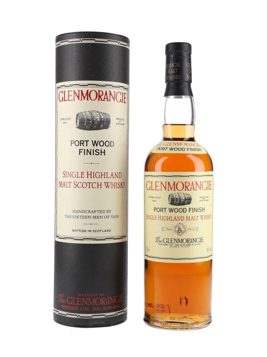 Glenmorangie Port Wood Finish Bottled 1990s 70cl / 43%