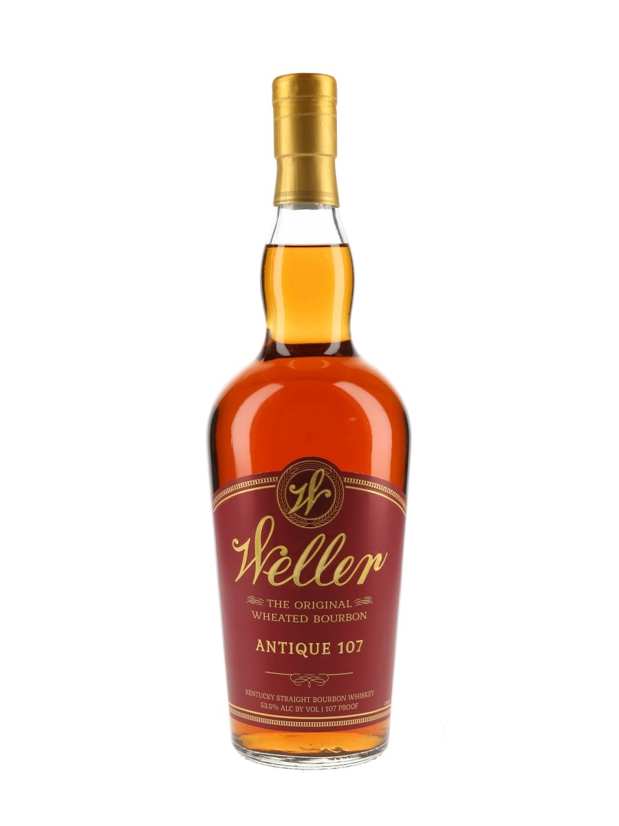 Weller Antique 107 Bottled 2019 - Buffalo Trace 75cl / 53.5%