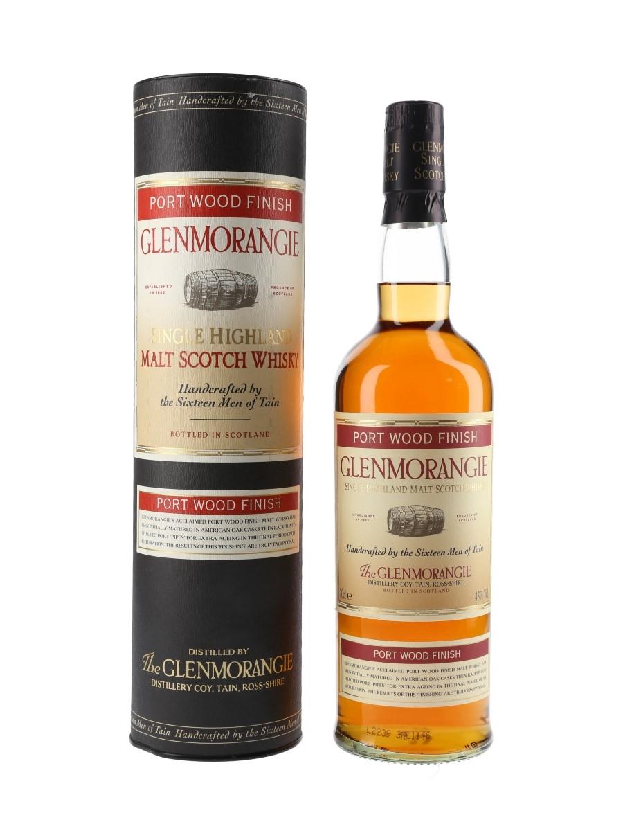 Glenmorangie Port Wood Finish Bottled 2000s 70cl / 43%