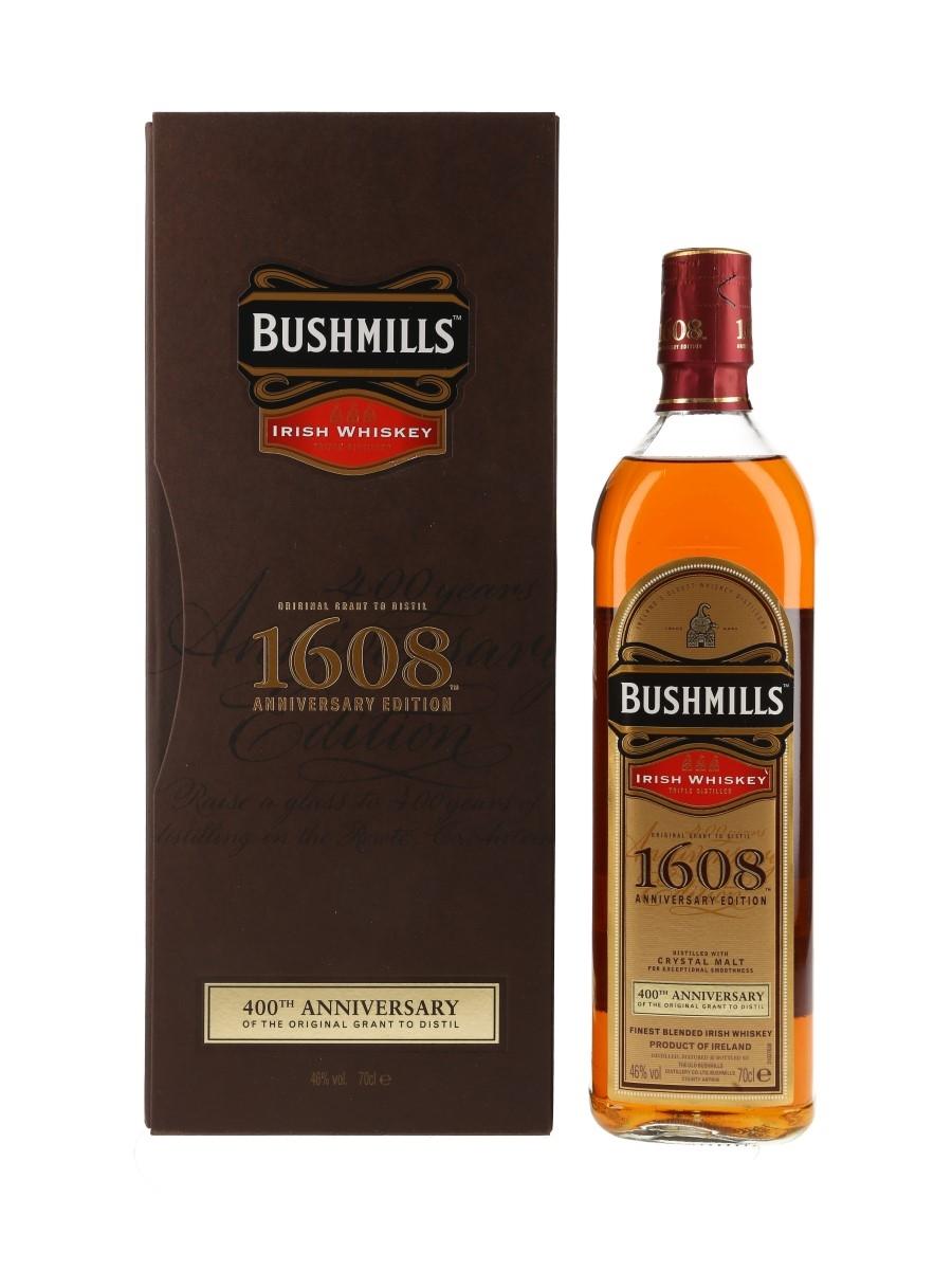 Bushmills 1608 Reserve 400th Anniversary 70cl / 46%