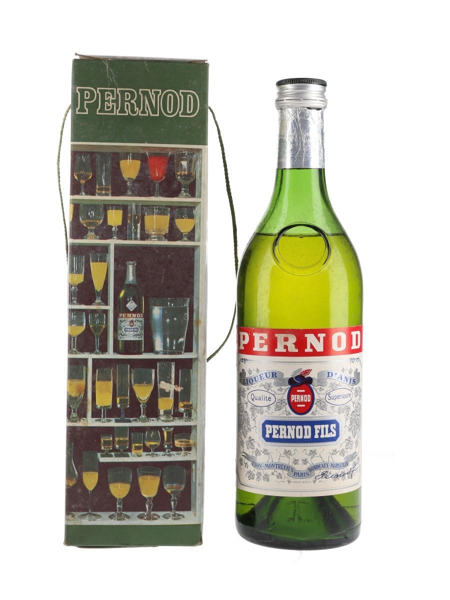 Pernod 45 Bottled 1980s 70cl / 45%