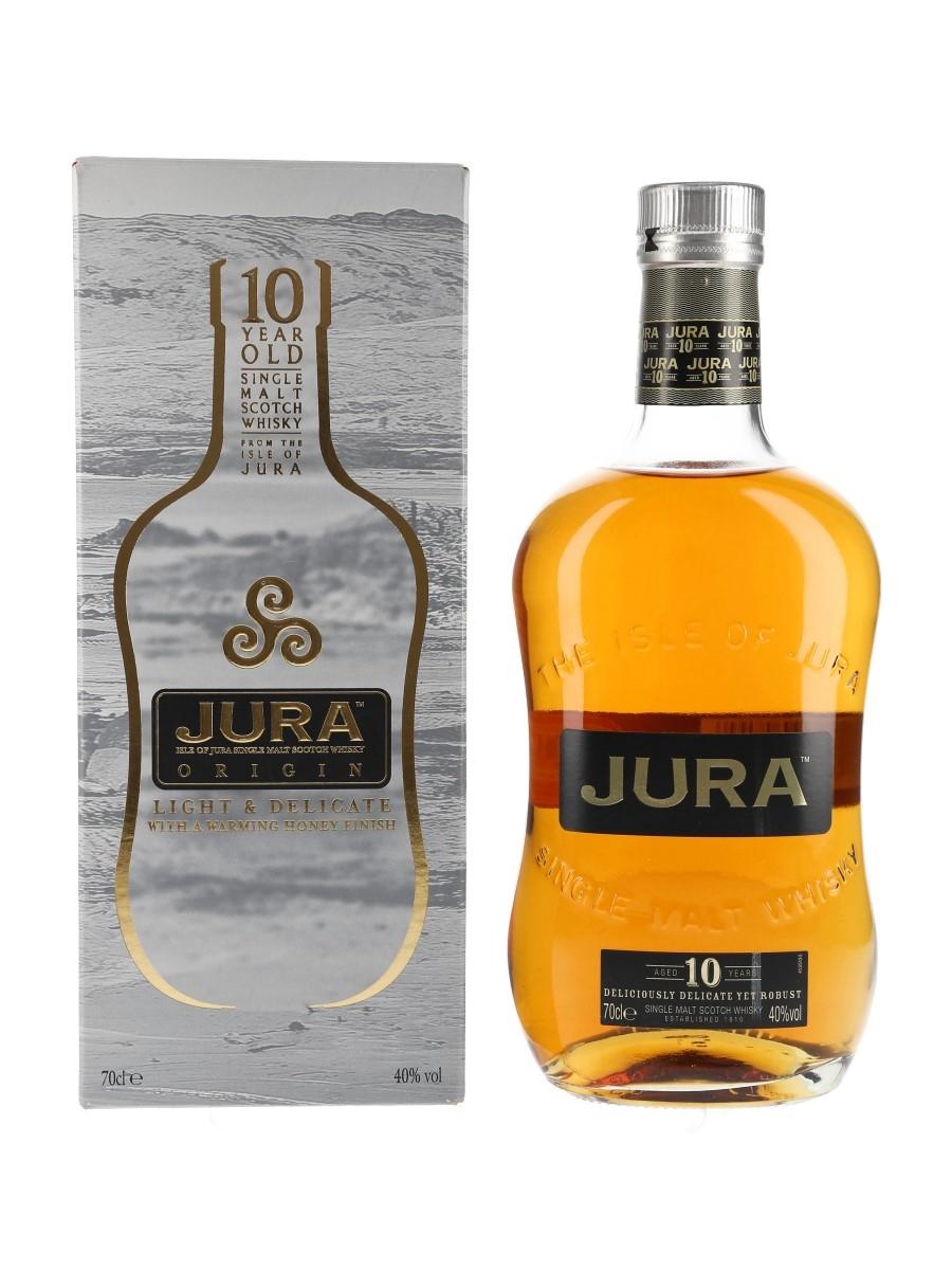 Jura Origin 10 Year Old Old Presentation 70cl / 40%