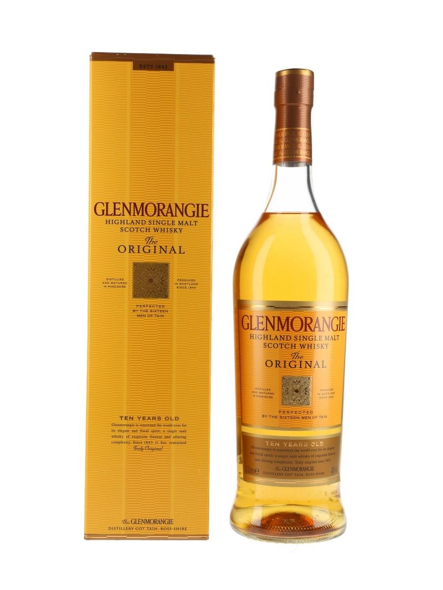 Glenmorangie 10 Year Old The Original 100cl / 40%