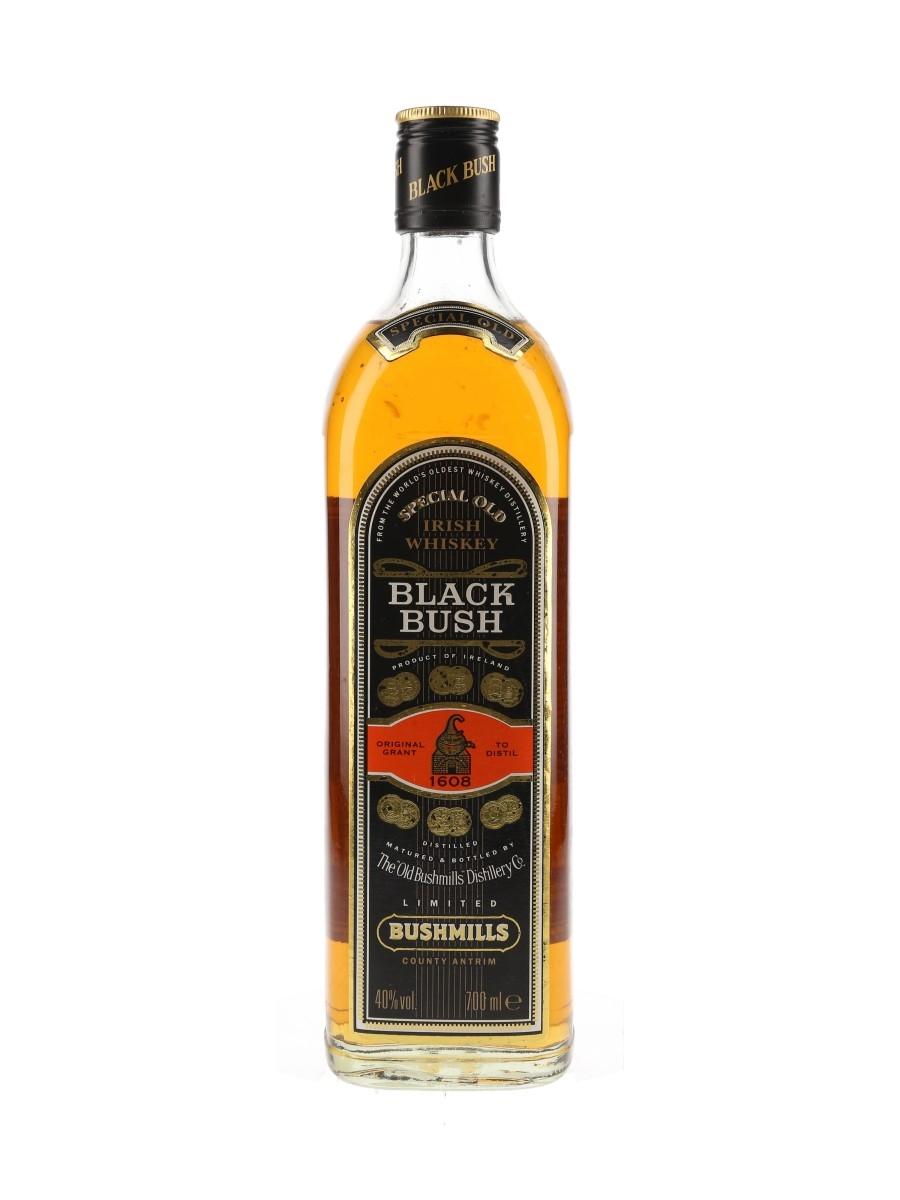 Bushmills Black Bush Bottled 1990s 70cl / 40%