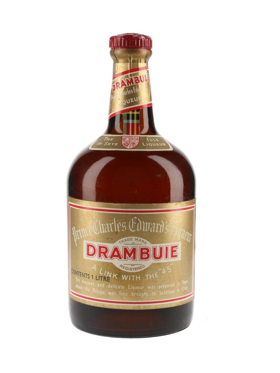 Drambuie Liqueur Bottled 1970s 100cl