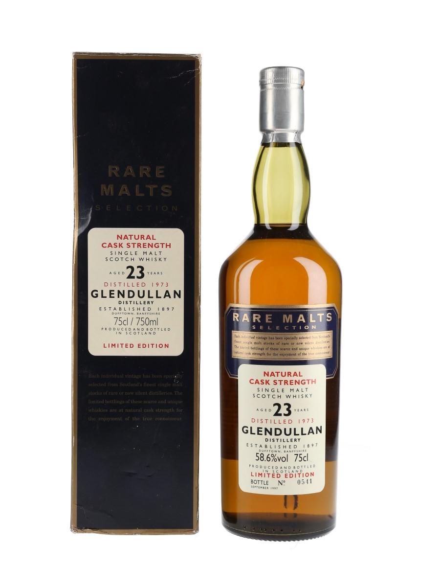 Glendullan 1973 23 Year Old Bottled 1997 - Rare Malts Selection 75cl / 58.6%