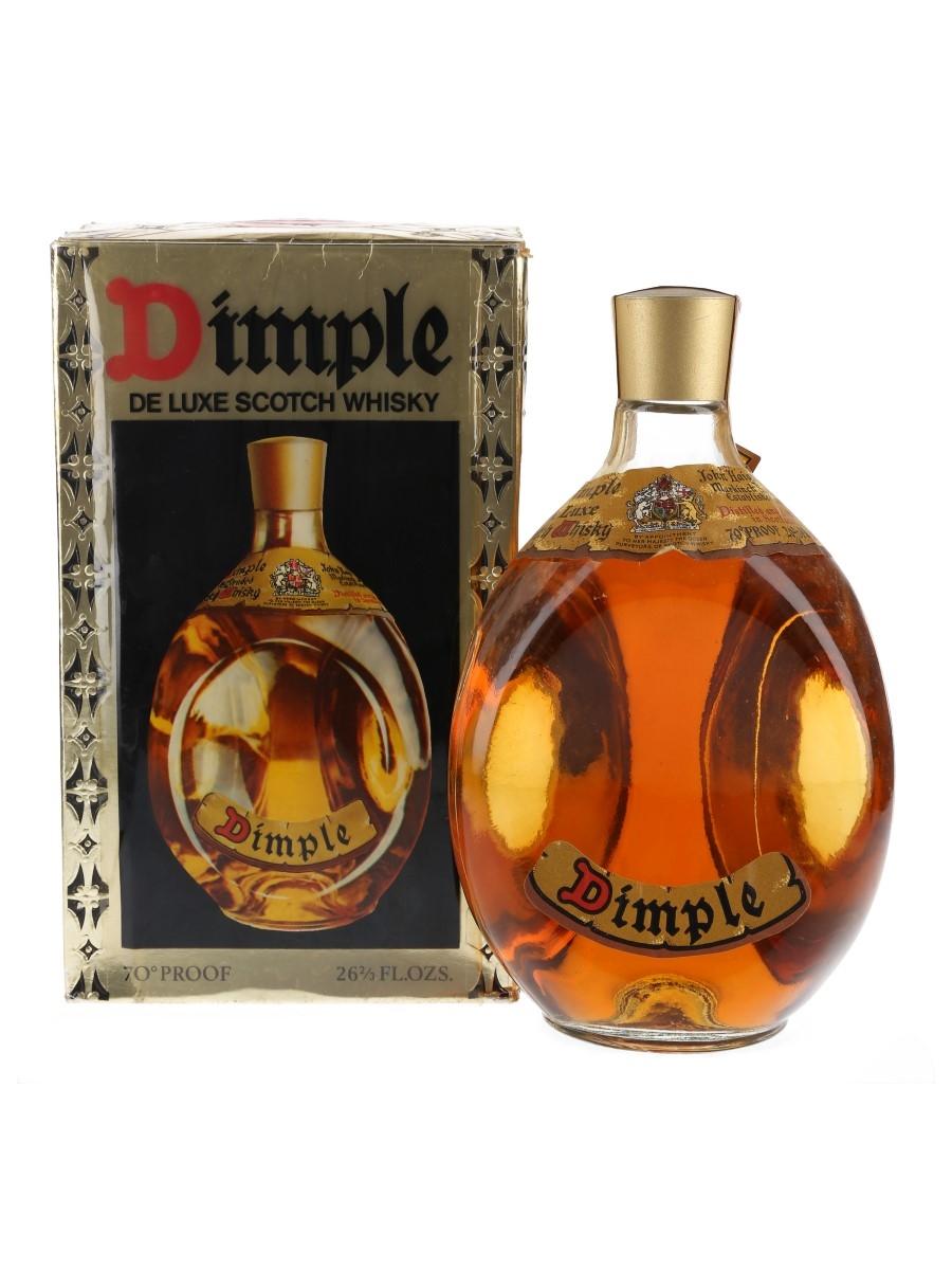 Haig's Dimple Bottled 1970s 75.7cl / 40%